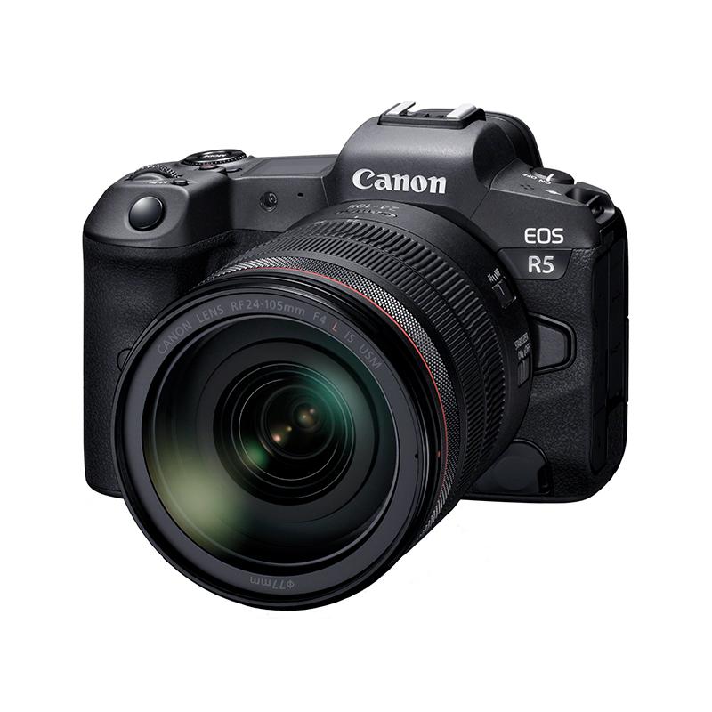 Spiegellose Kamera - 360 Grad Produktansicht