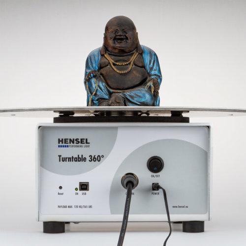 Hensel Turntable 360 Grad